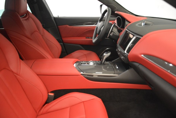 New 2019 Maserati Levante GTS for sale Sold at Pagani of Greenwich in Greenwich CT 06830 15