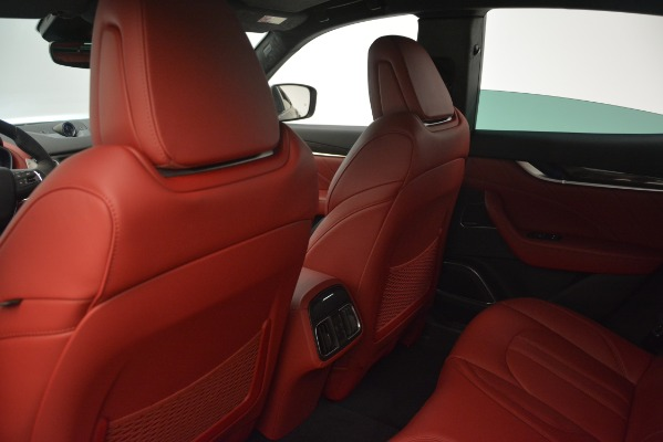 New 2019 Maserati Levante GTS for sale Sold at Pagani of Greenwich in Greenwich CT 06830 20