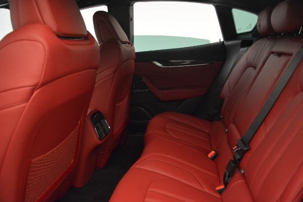 New 2019 Maserati Levante GTS for sale Sold at Pagani of Greenwich in Greenwich CT 06830 21
