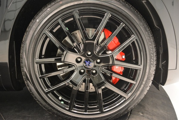New 2019 Maserati Levante GTS for sale Sold at Pagani of Greenwich in Greenwich CT 06830 26