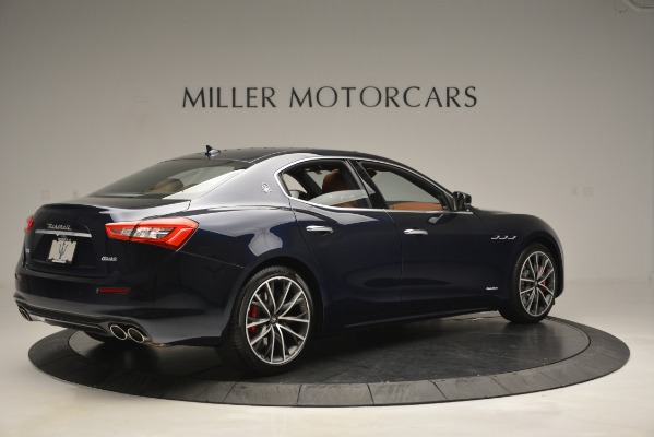 New 2019 Maserati Ghibli S Q4 GranLusso for sale Sold at Pagani of Greenwich in Greenwich CT 06830 7