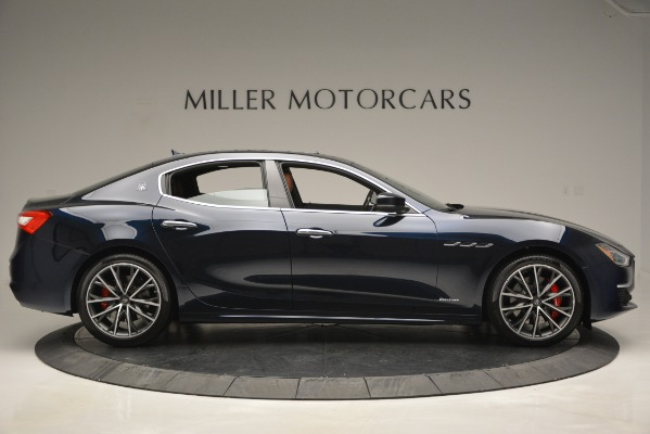 New 2019 Maserati Ghibli S Q4 GranLusso for sale Sold at Pagani of Greenwich in Greenwich CT 06830 9