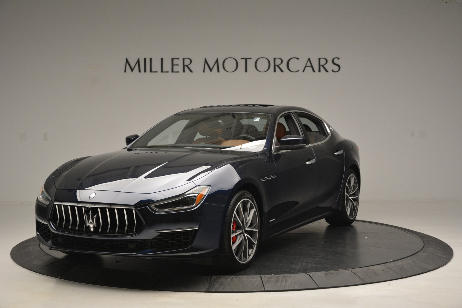 New 2019 Maserati Ghibli S Q4 GranLusso for sale Sold at Pagani of Greenwich in Greenwich CT 06830 1