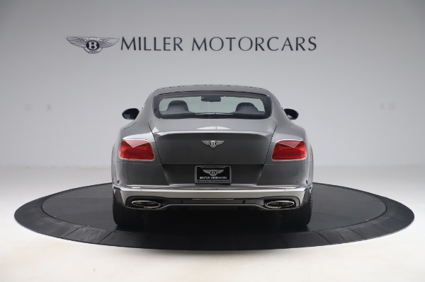 Used 2016 Bentley Continental GT W12 for sale Sold at Pagani of Greenwich in Greenwich CT 06830 6