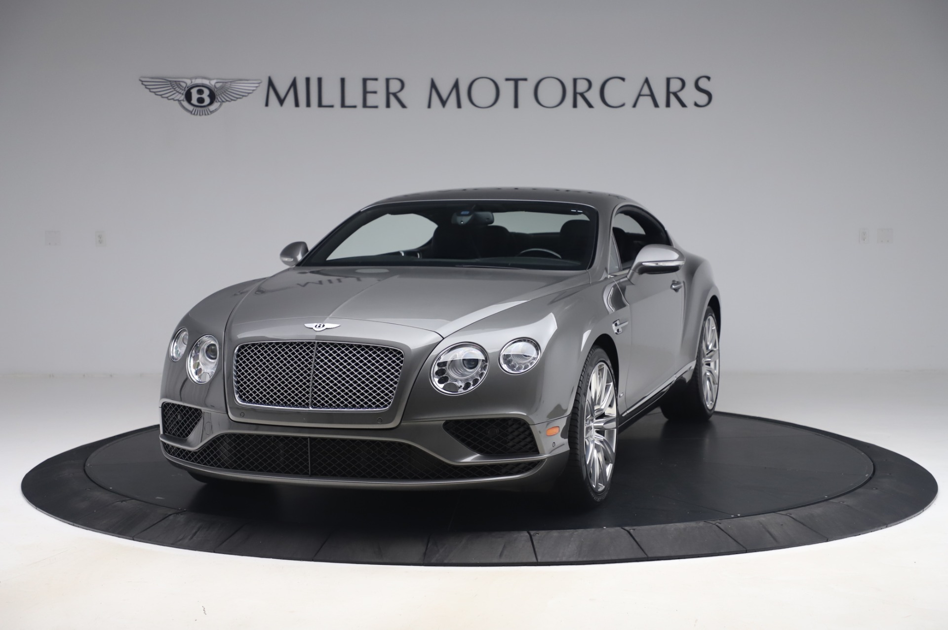 Used 2016 Bentley Continental GT W12 for sale Sold at Pagani of Greenwich in Greenwich CT 06830 1