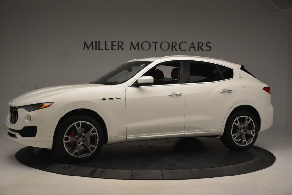New 2019 Maserati Levante Q4 for sale Sold at Pagani of Greenwich in Greenwich CT 06830 2