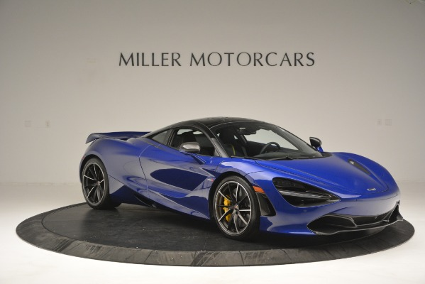 Used 2018 McLaren 720S Performance for sale Sold at Pagani of Greenwich in Greenwich CT 06830 10