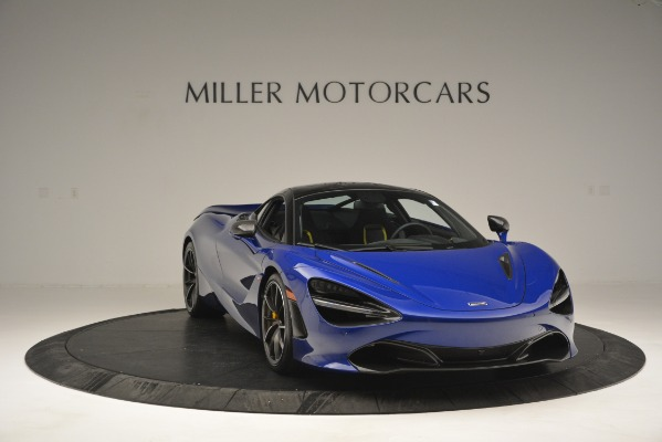 Used 2018 McLaren 720S Performance for sale Sold at Pagani of Greenwich in Greenwich CT 06830 11