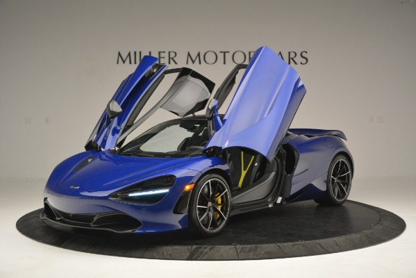 Used 2018 McLaren 720S Performance for sale Sold at Pagani of Greenwich in Greenwich CT 06830 14