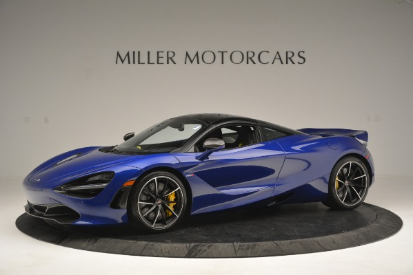 Used 2018 McLaren 720S Performance for sale Sold at Pagani of Greenwich in Greenwich CT 06830 2