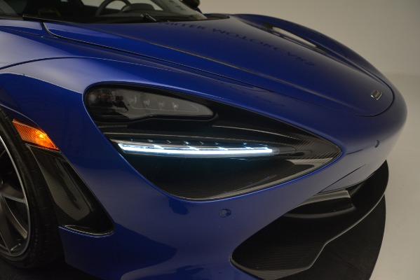 Used 2018 McLaren 720S Performance for sale Sold at Pagani of Greenwich in Greenwich CT 06830 24