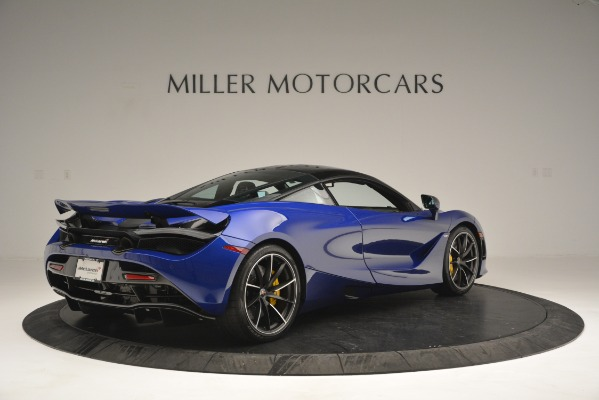 Used 2018 McLaren 720S Performance for sale Sold at Pagani of Greenwich in Greenwich CT 06830 7