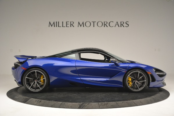 Used 2018 McLaren 720S Performance for sale Sold at Pagani of Greenwich in Greenwich CT 06830 9