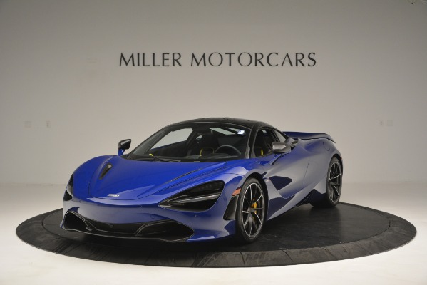 Used 2018 McLaren 720S Performance for sale Sold at Pagani of Greenwich in Greenwich CT 06830 1