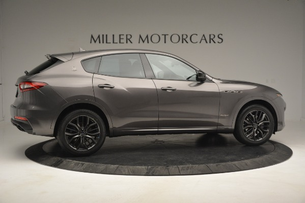New 2019 Maserati Levante Q4 GranSport for sale Sold at Pagani of Greenwich in Greenwich CT 06830 14