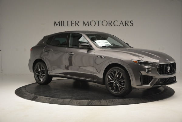 New 2019 Maserati Levante Q4 GranSport for sale Sold at Pagani of Greenwich in Greenwich CT 06830 17
