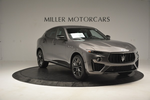New 2019 Maserati Levante Q4 GranSport for sale Sold at Pagani of Greenwich in Greenwich CT 06830 18