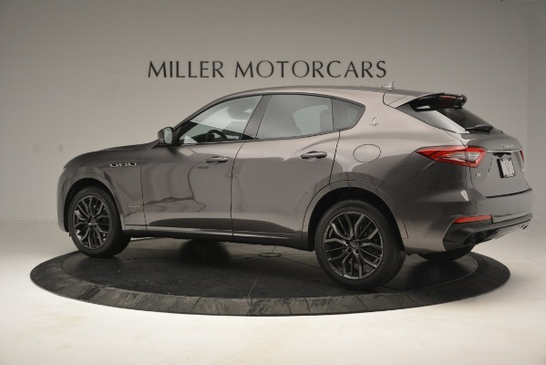 New 2019 Maserati Levante Q4 GranSport for sale Sold at Pagani of Greenwich in Greenwich CT 06830 7