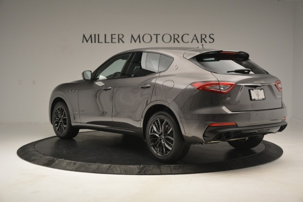 New 2019 Maserati Levante Q4 GranSport for sale Sold at Pagani of Greenwich in Greenwich CT 06830 8