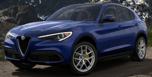 New 2019 Alfa Romeo Stelvio Sport Q4 for sale Sold at Pagani of Greenwich in Greenwich CT 06830 1