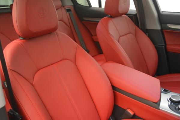 New 2019 Alfa Romeo Stelvio Sport Q4 for sale Sold at Pagani of Greenwich in Greenwich CT 06830 21