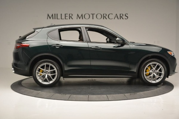 New 2019 Alfa Romeo Stelvio Sport Q4 for sale Sold at Pagani of Greenwich in Greenwich CT 06830 10