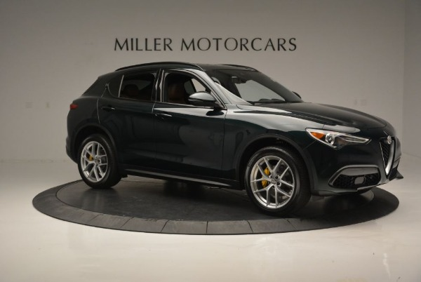 New 2019 Alfa Romeo Stelvio Sport Q4 for sale Sold at Pagani of Greenwich in Greenwich CT 06830 11