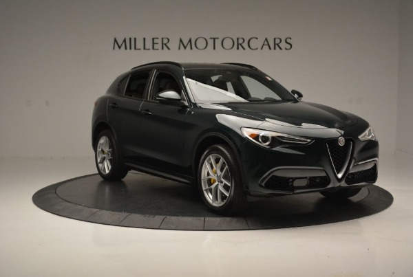New 2019 Alfa Romeo Stelvio Sport Q4 for sale Sold at Pagani of Greenwich in Greenwich CT 06830 12