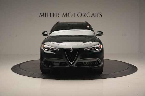 New 2019 Alfa Romeo Stelvio Sport Q4 for sale Sold at Pagani of Greenwich in Greenwich CT 06830 13