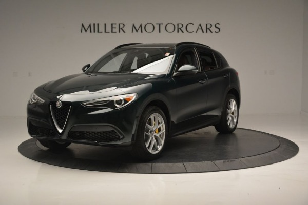 New 2019 Alfa Romeo Stelvio Sport Q4 for sale Sold at Pagani of Greenwich in Greenwich CT 06830 2