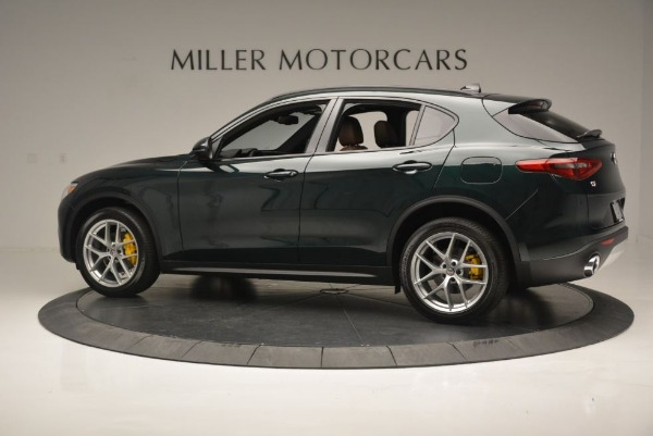 New 2019 Alfa Romeo Stelvio Sport Q4 for sale Sold at Pagani of Greenwich in Greenwich CT 06830 5