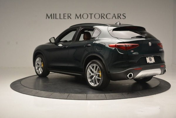 New 2019 Alfa Romeo Stelvio Sport Q4 for sale Sold at Pagani of Greenwich in Greenwich CT 06830 6