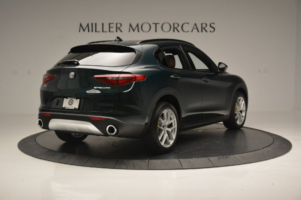 New 2019 Alfa Romeo Stelvio Sport Q4 for sale Sold at Pagani of Greenwich in Greenwich CT 06830 8
