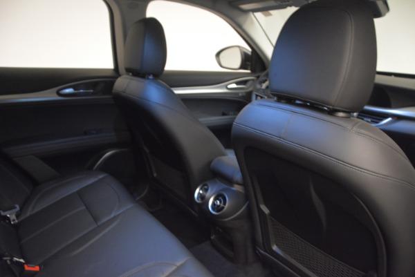 Used 2019 Alfa Romeo Stelvio Sport Q4 for sale $49,940 at Pagani of Greenwich in Greenwich CT 06830 13