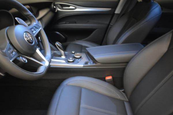 Used 2019 Alfa Romeo Stelvio Sport Q4 for sale $49,940 at Pagani of Greenwich in Greenwich CT 06830 3