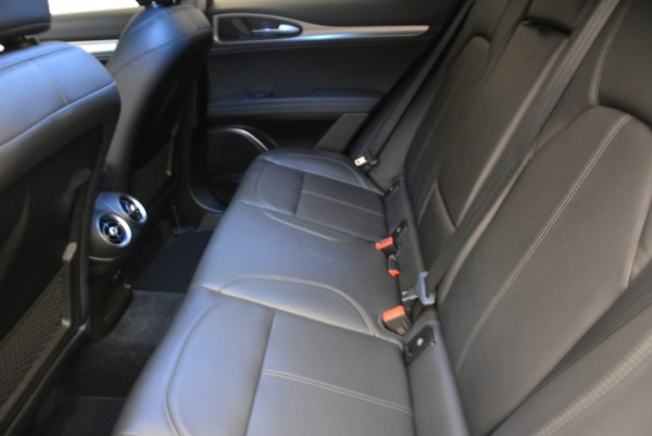 Used 2019 Alfa Romeo Stelvio Sport Q4 for sale $49,940 at Pagani of Greenwich in Greenwich CT 06830 6