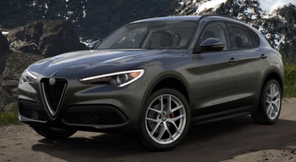 Used 2019 Alfa Romeo Stelvio Sport Q4 for sale Sold at Pagani of Greenwich in Greenwich CT 06830 1