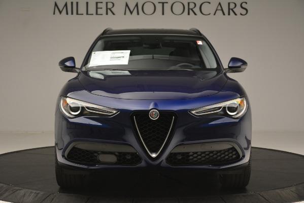 New 2019 Alfa Romeo Stelvio Sport Q4 for sale $49,940 at Pagani of Greenwich in Greenwich CT 06830 12