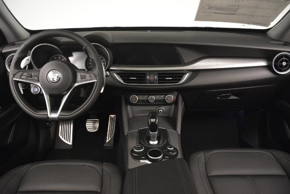 New 2019 Alfa Romeo Stelvio Sport Q4 for sale $49,940 at Pagani of Greenwich in Greenwich CT 06830 16