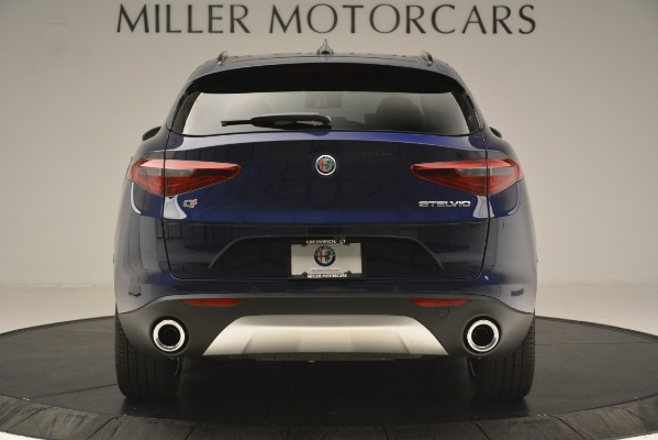 New 2019 Alfa Romeo Stelvio Sport Q4 for sale $49,940 at Pagani of Greenwich in Greenwich CT 06830 6