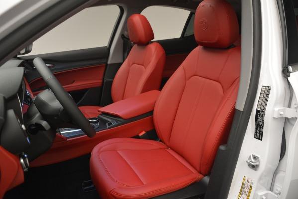 New 2019 Alfa Romeo Stelvio Q4 for sale Sold at Pagani of Greenwich in Greenwich CT 06830 13