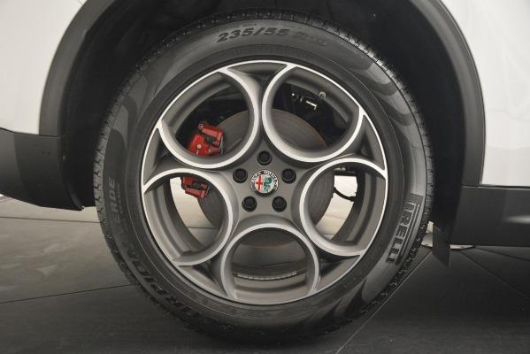 New 2019 Alfa Romeo Stelvio Q4 for sale Sold at Pagani of Greenwich in Greenwich CT 06830 19