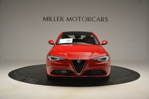 New 2019 Alfa Romeo Giulia Q4 for sale Sold at Pagani of Greenwich in Greenwich CT 06830 12
