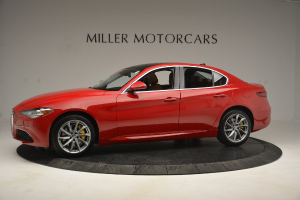 New 2019 Alfa Romeo Giulia Q4 for sale Sold at Pagani of Greenwich in Greenwich CT 06830 2