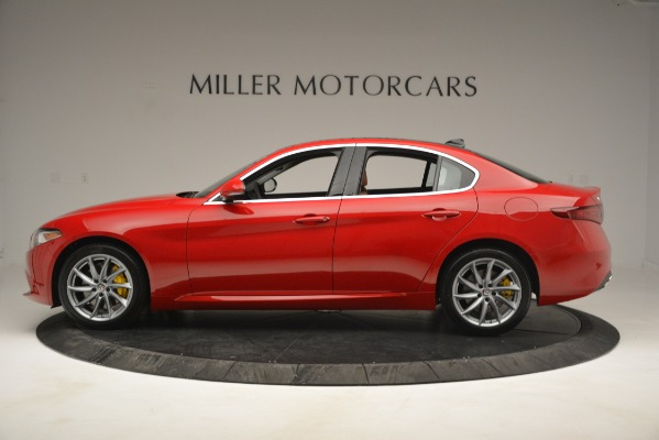New 2019 Alfa Romeo Giulia Q4 for sale Sold at Pagani of Greenwich in Greenwich CT 06830 3