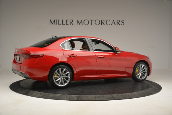 New 2019 Alfa Romeo Giulia Q4 for sale Sold at Pagani of Greenwich in Greenwich CT 06830 8