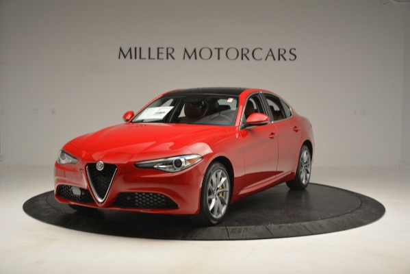New 2019 Alfa Romeo Giulia Q4 for sale Sold at Pagani of Greenwich in Greenwich CT 06830 1