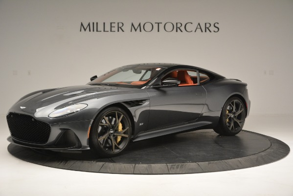2019 Aston Martin DBS Superleggera