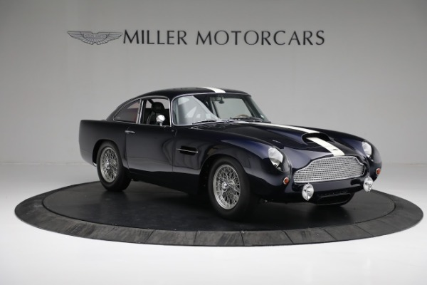 New 2018 Aston Martin DB4 GT Continuation Coupe for sale Call for price at Pagani of Greenwich in Greenwich CT 06830 10