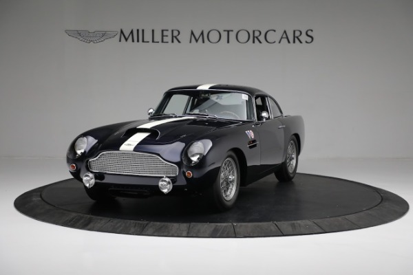 New 2018 Aston Martin DB4 GT Continuation Coupe for sale Call for price at Pagani of Greenwich in Greenwich CT 06830 12